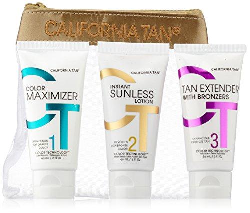 California Tan Sunless Tanning Kit