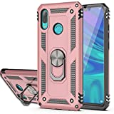 YmhxcY Huawei p smart 2019/honor 10 lite Case with Tempered