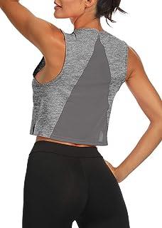 Bestisun Tie Back Shirt Sexy Backless Summer Tank Tops Casual T-Shirt for Women