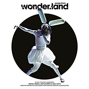 Songs From wonder.land (Original Cast Recording)