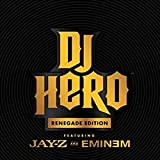 Rzhss Eminem Music Album Dj Hero Renegade Edition (2009) Portada Póster Arte De Pared Impresión En Lienzo Pintura Sala De Estar Decoración Del Hogar-24X24 Pulgadas Sin Marco (60X60Cm