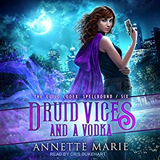 Druid Vices and a Vodka cover art