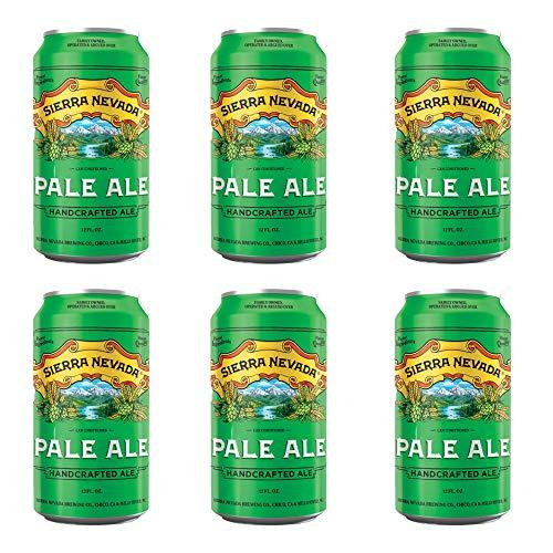 【クール便配送/355ml×6本】(シエラネバダブリューイング) Sierra Nevada Brewing クラフト缶ビール [PALE ALE] アルコール度数5.6%