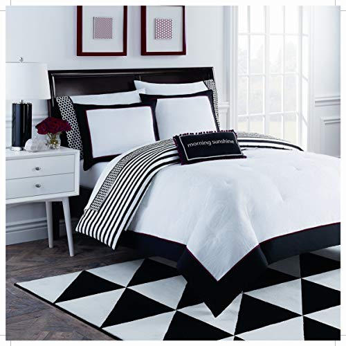 Dahlia 8 Piece Comforter Set, King