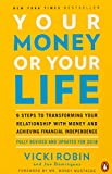 cover image of your money or your life book