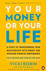 your money or your life by vicki robin – best personal finance books