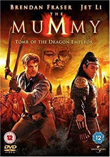 The Mummy: Tomb of the Dragon Emperor [DVD] [2008] (B001DXBUC0) | Amazon price tracker / tracking, Amazon price history charts, Amazon price watches, Amazon price drop alerts