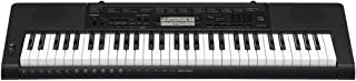 Casio CTK-3500 61-Key Touch Sensitive Portable Keyboard with Power Supply
