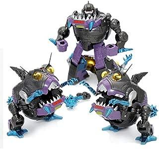 Mech Fans Toys Transformer MF-26 Advanced Sharkticon