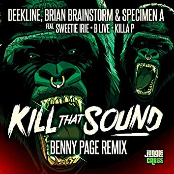 Kill That Sound (Benny Page Remix)