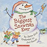 The biggest Snowman Ever winter picture book