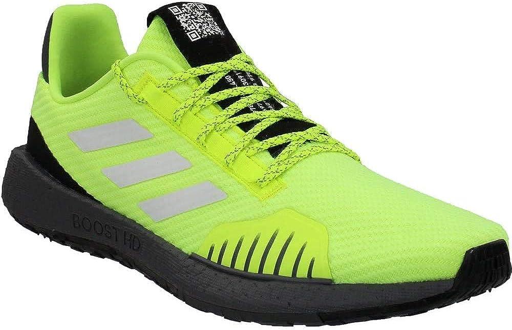 adidas PulseBoost HD Winter EF8906 Solar Yellow Men's Running Sneakers