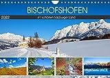 Bischofshofen im schönen Salzburger Land (Wandkalender 2022 DIN A4 quer): Impressionen von Bischofshofen im Bezirk St. Johann im Pongau (Monatskalender, 14 Seiten )
