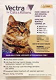 Summit Vetpharm Vectra for Cats, 6 Month Supply Under 9lbs, 6 months by Unknown