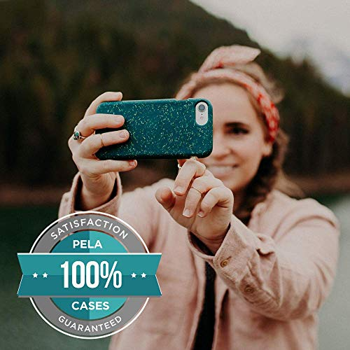 Pela: Phone Case for Google Pixel 4XL - 100% Compostable and Biodegradable - Eco-Friendly - Made from Plants (4XL Honey Bee)