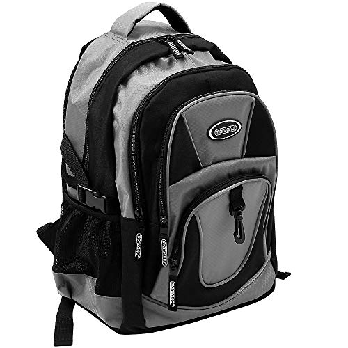 Monzana Rucksack Laptop 15,6 Zoll Wasserabweisend Leicht Modern Daypacks Unisex Sportrucksack Schule Uni Wandern Reise Outdoor Arbeit Damen Herren