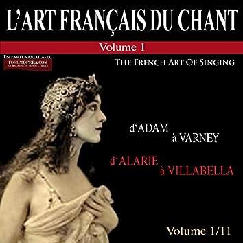L'art français du chant, Vol. 1