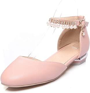 BalaMasa Womens APL12338 Pu Fashion Sandals