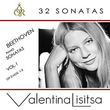 Beethoven 32 Sonatas Vol. I
