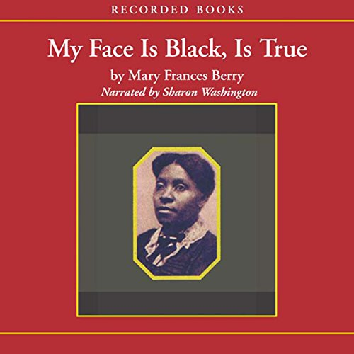 My Face is Black is True audiobook cover art