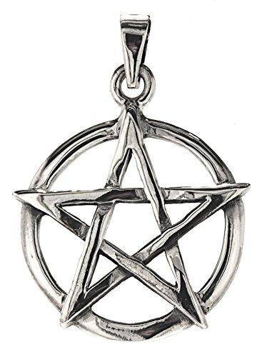 Pentagrama Colgante de 925plata de ley nº 251