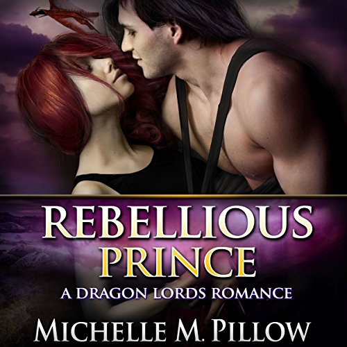 Rebellious Prince audiobook cover art