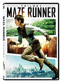 Maze Runner Trilogy  DVD