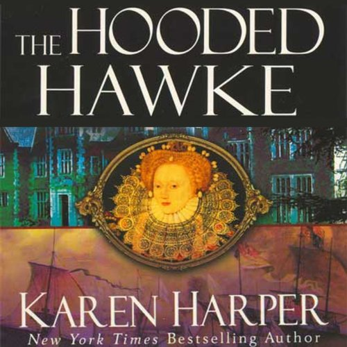 The Hooded Hawke audiobook cover art
