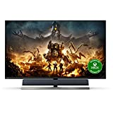 Philips Momentum 559M1RYV 55'' 4K HDR Gaming Monitor, Designed for Xbox, 4K @ 120Hz (PC up to 144Hz), Low Latency, DisplayHDR 1000, Bowers & Wilkins Speakers, Ambiglow, 4Yr Advanced Replacement