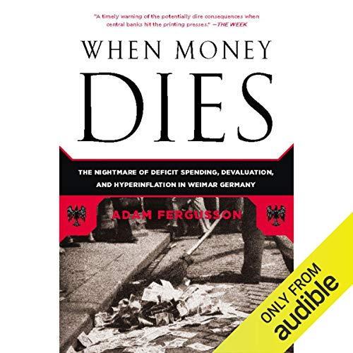 When Money Dies cover art