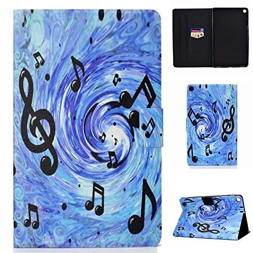 KM-WEN - Funda de piel sintética con tapa para iPad Pro 11 2020 (11 pulgadas) Color-6 Samsung Galaxy Tab S6 Lite SM-P610
