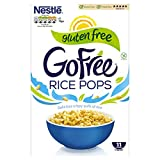 Nestlé GoFree Rice Pops Gluten-Free Cereal 500g (Pack of 7)