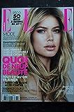 ELLE 3377 17 septembre 2010 DOUTZEN KROES Cover - Katy PERRY - Tilda SWINTON - HOUELLEBECQ - 248 p. Fashion Vintage