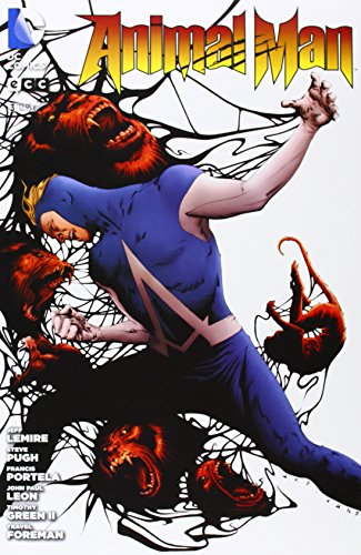 Animal Man núm. 03 (Animal Man (Nuevo Universo DC))