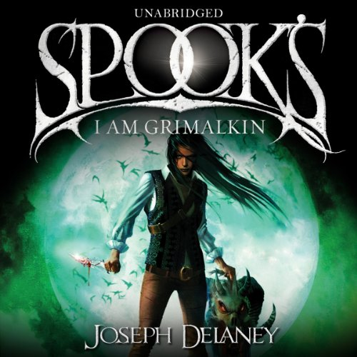 Spook's: I Am Grimalkin audiobook cover art
