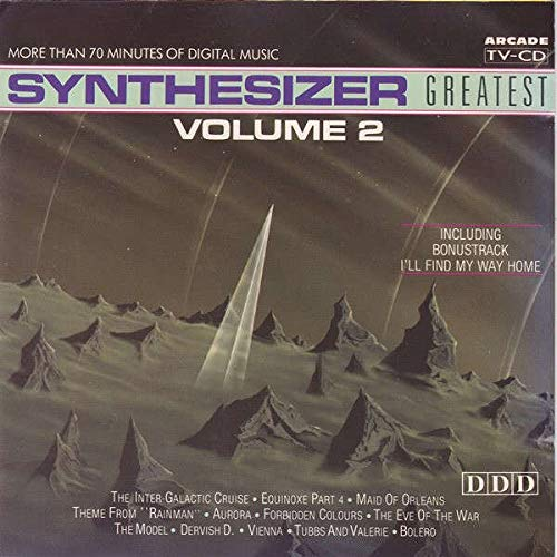 Synthesizer Greatest Hits Volume 2