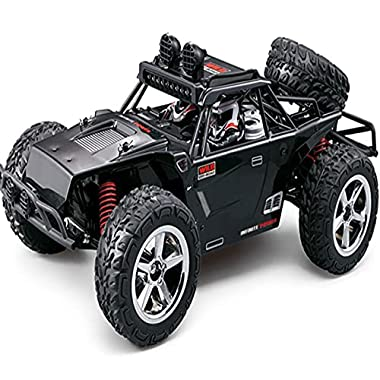 MGJX Available in Four Colors Radio-Controlled Car Stunt Off-Road Vehicle RC Car 2.4G Four-Wheel Drive High-Speed Car 1…