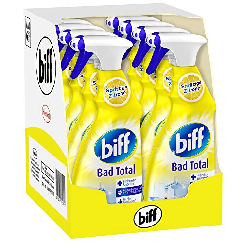 Henkel Detergents DE -  Biff Bad Total