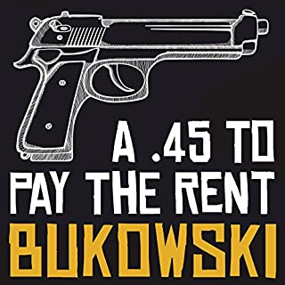 A .45 to Pay the Rent audiobook cover art
