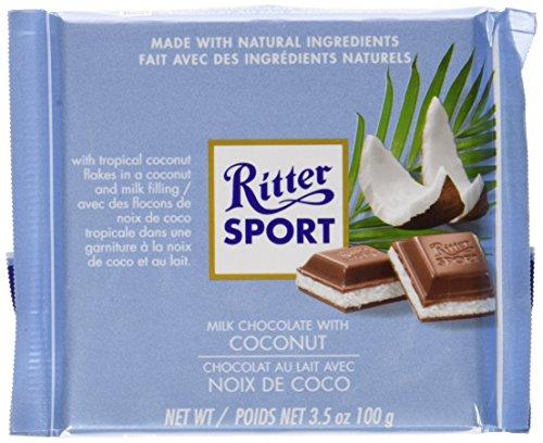 Ritter Sport Coconut Bar 100 Gram