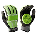Sector 9 Guantes BHNC Slide Green L-XL