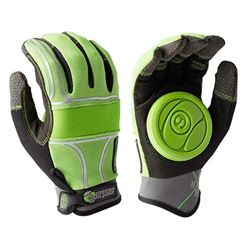 Sector 9 Guantes BHNC Slide Green S-M