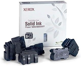 عصي حبر صلبة سوداء من زيروكس فيزر زيروكس 1 Pack