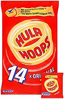 hula hoops potato rings in usa