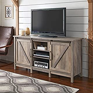 better homes and garden modern farmhouse tv stand