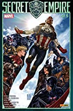 Secret Empire n°4 de Rod Reis