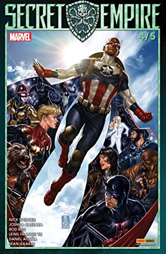 Secret Empire n°4