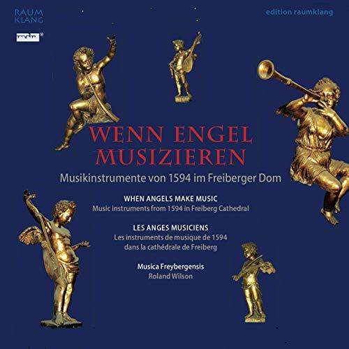 Imperium Augusti sit foelix (Weltliche Musik - Musikinstrumente von 1594 im Freiberger Dom)