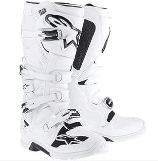 Alpinestars Tech-7 Enduro Boots (7) (White)