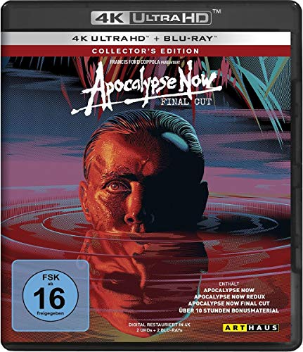 Apocalypse Now / Collector's Edition / (2 4K Ultra HD) (+ 2 Blu-ray 2D)